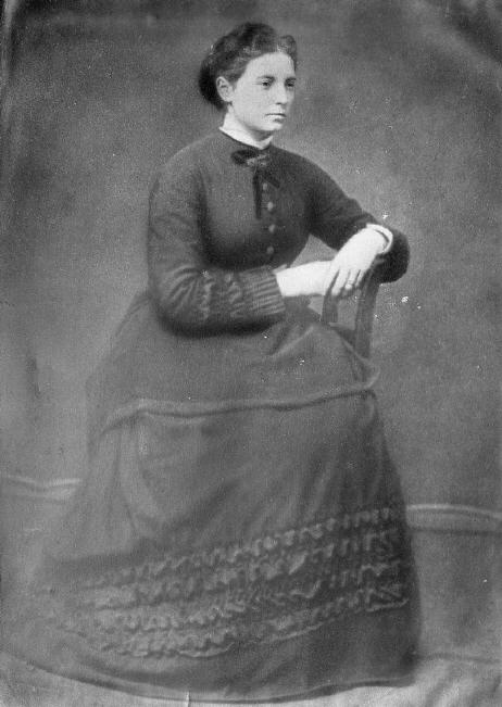 Anne Langseth, Hans' wife