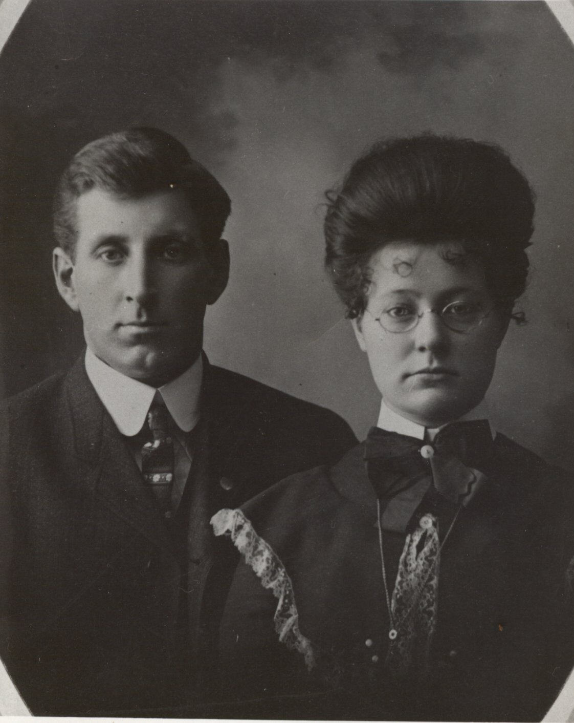 Nels and Dollie Langseth